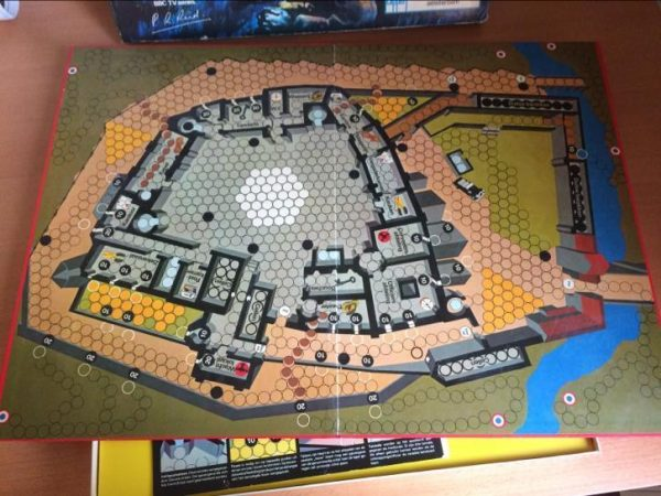 Escape from Colditz – Vintage – Used – 1974 – DUTCH