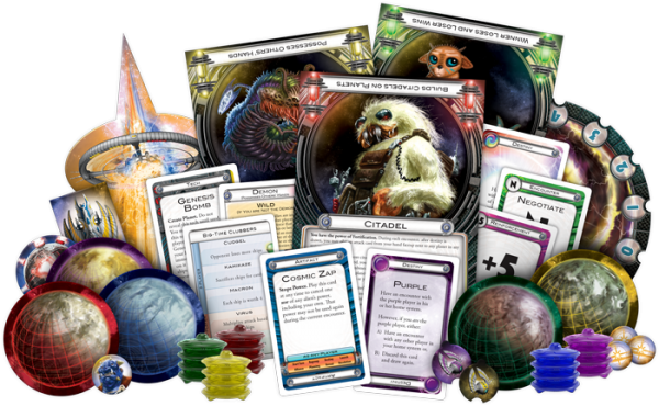 Cosmic Encounter 42nd Anniversary Edition