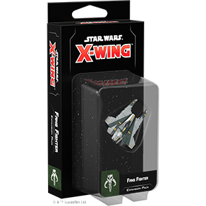 X-Wing Second Edition - Fang Fighter Expansion Pac