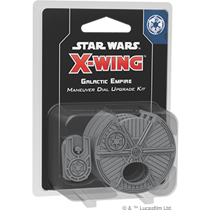 X-Wing Second Edition - Galactic Empire Maneuver Dial