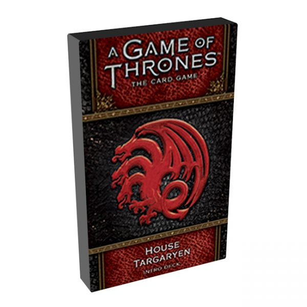 House Targaryen Intro Deck