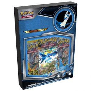 Pokémon - Dragon Majesty Latios Pin Collection