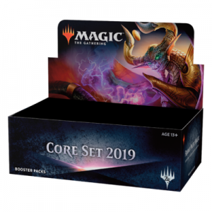 Magic the Gathering - Core Set 2019 - Boosterbox