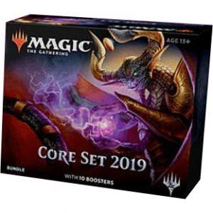Magic the Gathering - Core Set 2019 - Bundle