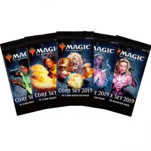 Magic the Gathering - Core Set 2019 - Boosterpack