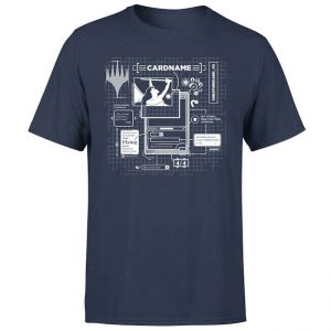 Magic the Gathering – T-Shirt – Card Grid