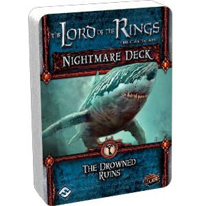 The Lord of the Rings LCG – Nightmare Deck: The Drowned Ruins