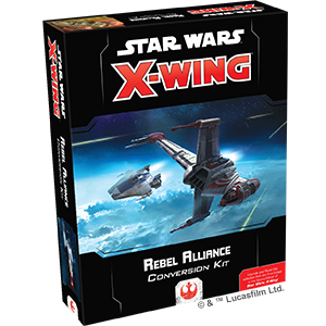 X-Wing - Rebel Alliance Conversion Kit