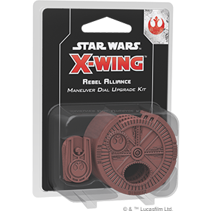 X-Wing Second Edition - Rebel Alliance Maneuver Dial