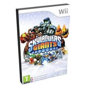 Skylanders -Giants – Wii Game – Pal – English/French/Dutch
