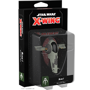 X-Wing Second Edition - Slave I Expansion Pack