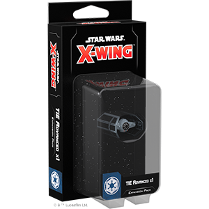 X-Wing Second Edition - TIE Advanced x1 Expansion Pack