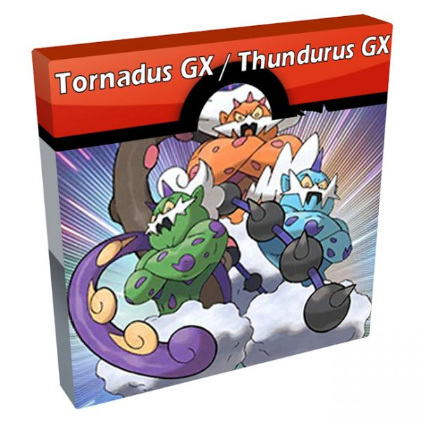 Pokémon - Tornadus GX / Thundurus GX Box