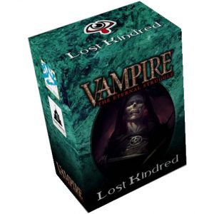 Vampire the Eternal Struggle – Lost Kindred