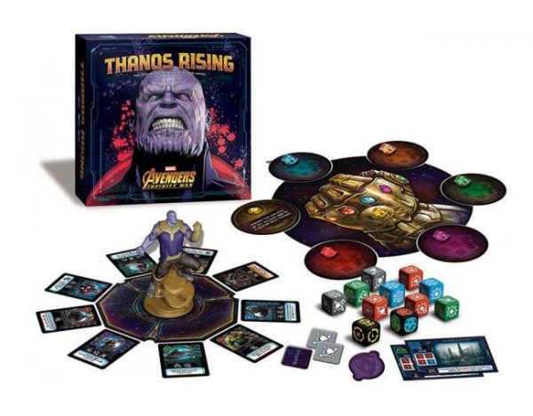 Avengers Infinity War – Thanos Rising