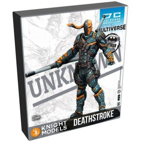 Batman Miniature Game 2nd Edition - Deathstroke