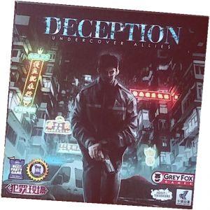 Deception - Undercover Allies