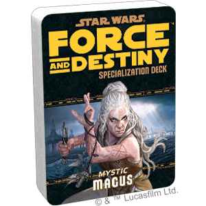 Force and Destiny - Magus Specialization Deck