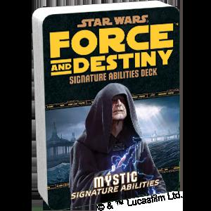 Force and Destiny - Mystic Signature Abilities Deck