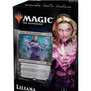 Magic the Gathering - Core Set 2019 - Planeswalkers Deck Liliana