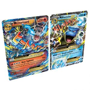 Pokémon CCG - Battle Arena Decks Charizard vs Blastoise