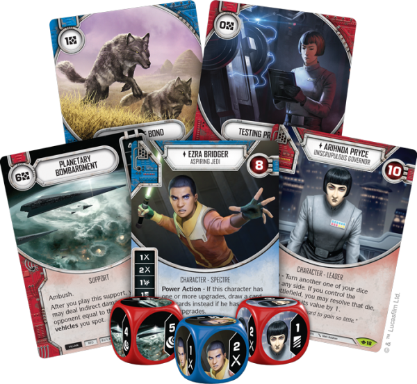 Star Wars Destiny - Way of the Force - Boosterpack