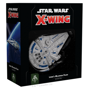 Star Wars X-Wing - Lando's Millennium Falcon