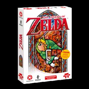 Legend of Zelda Puzzle - Link Adventurer - 360pc