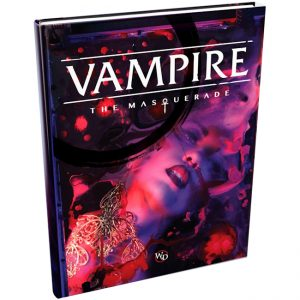 VAMPIRE: THE MASQUERADE - 5TH EDITION - CORE BOOK
