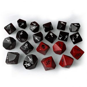 VAMPIRE: THE MASQUERADE - Dice Set