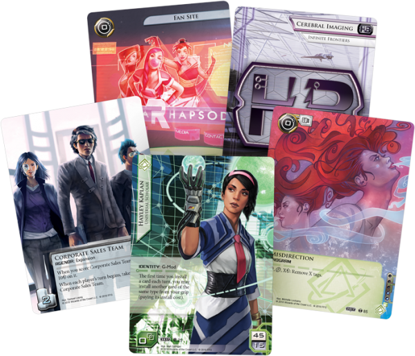 Android: Netrunner 2017 World Champion Runner Deck