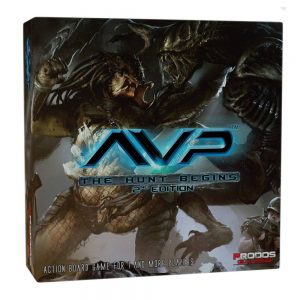 Alien vs. Predator - The Hunt Begins 2nd Edition