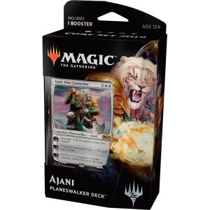 Magic the Gathering - Core Set 2019 - Planeswalkers Deck Ajani, Wise Counselor