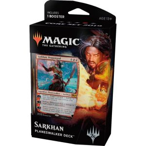Magic the Gathering - Core Set 2019 - Planeswalkers Deck Sarkhan, Dragonsoul
