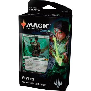 Magic the Gathering - Core Set 2019 - Planeswalkers Deck Vivien of the Arkbow