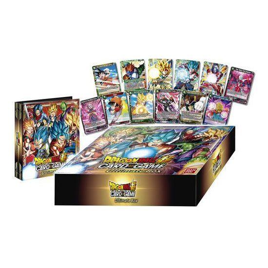 Dragonball SCG - Ultimate Box