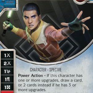 Ezra Bridger - Aspiring Jedi - MINT + DIE