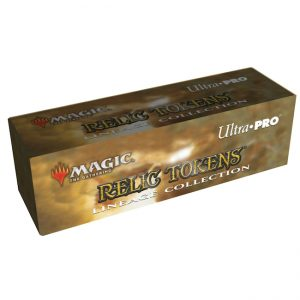 Relic Tokens - Lineage Collection - Display Box