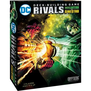 DC Deck Building Game - Rivals - Green Lantern vs. Sinestro
