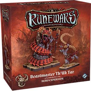 Runewars - Beastmaster Th'Uk Tar - Hero Expansion