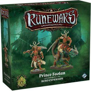 Runewars - Prince Faolan - Hero Expansion