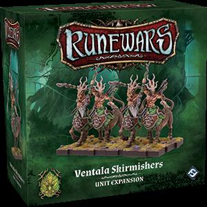 Runewars - Ventala Skirmishers - Unit Expansion