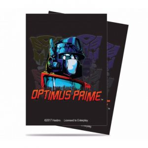 Transformers Sleeves – Optimus Prime