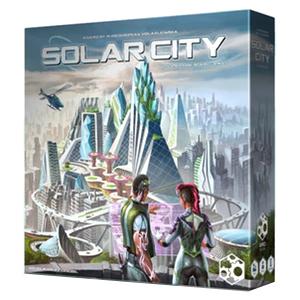 Solar City: a solarpunk game