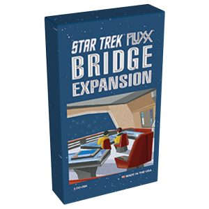 Star Trek Fluxx – Bridge Expansion