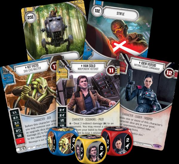 Star Wars Destiny - Across the Galaxy - Display Box