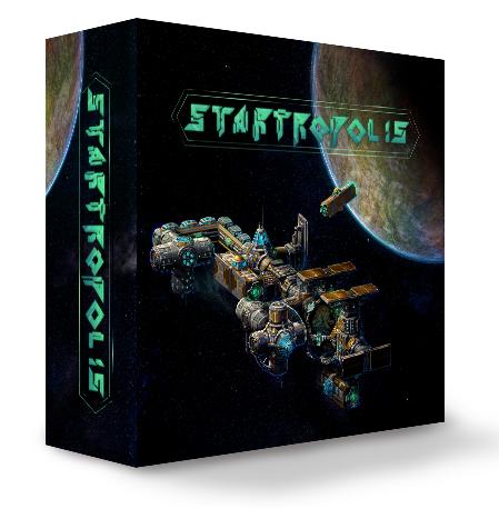 Startropolis - Kickstarter Edition!