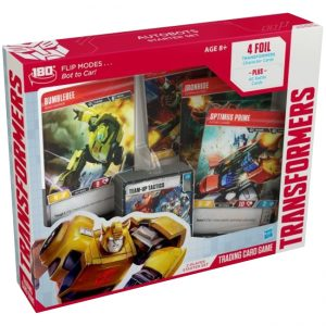 Transformers Trading Card Game - Autobots Starterset