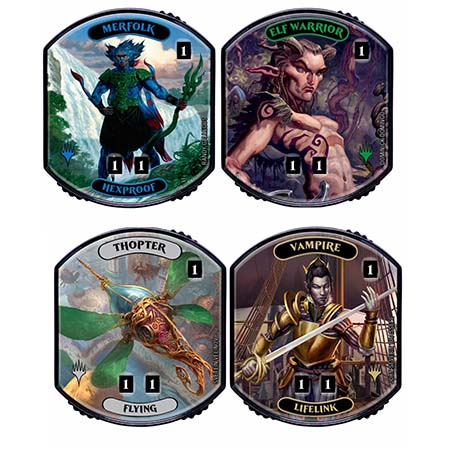 Relic Tokens – Lineage Collection – Display Box
