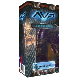 AvP - Alien Infant Warriors